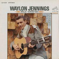 Cover Waylon Jennings - Folk-Country