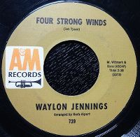 Cover Waylon Jennings - Four Strong Winds