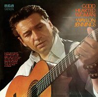 Cover Waylon Jennings - Good Hearted Woman