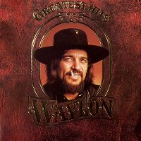 Cover Waylon Jennings - Greatest Hits