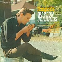 Cover Waylon Jennings - Hangin' On