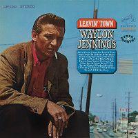 Cover Waylon Jennings - Leavin' Town