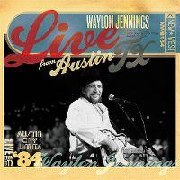 Cover Waylon Jennings - Live From Austin, TX 84