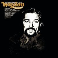 Cover Waylon Jennings - Lonesome, On'ry And Mean