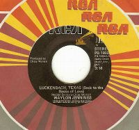 Cover Waylon Jennings - Luckenbach, Texas (Back To The Basics Of Love)