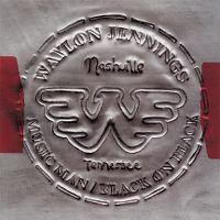 Cover Waylon Jennings - Music Man / Black On Black