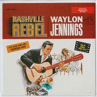 Cover Waylon Jennings - Nashville Rebel
