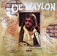 Cover Waylon Jennings - Ol' Waylon