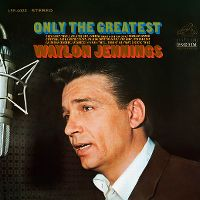 Cover Waylon Jennings - Only The Greatest