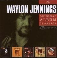 Cover Waylon Jennings - Original Album Classics - Box Set