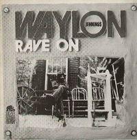 Cover Waylon Jennings - Rave On