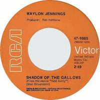 Cover Waylon Jennings - Shadow Of The Gallows