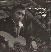 Cover Waylon Jennings - Singer Of Sad Songs