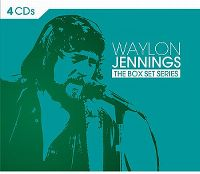 Cover Waylon Jennings - The Box Set Series
