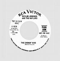 Cover Waylon Jennings - The Chokin' Kind