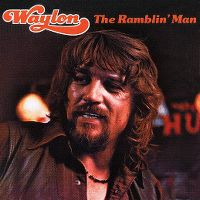 Cover Waylon Jennings - The Ramblin' Man