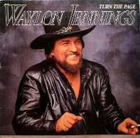 Cover Waylon Jennings - Turn The Page