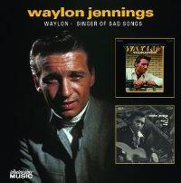 Cover Waylon Jennings - Waylon / Singer Of Sad Songs