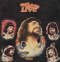 Cover Waylon Jennings - Waylon Live