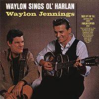 Cover Waylon Jennings - Waylon Sings Ol' Harlan