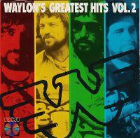 Cover Waylon Jennings - Waylon's Greatest Hits Vol. 2