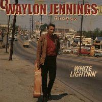Cover Waylon Jennings - White Lightnin