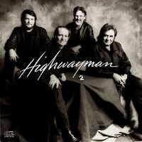 Cover Waylon Jennings / Willie Nelson / Johnny Cash / Kris Kristofferson - Highwayman 2