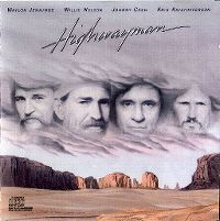 Cover Waylon Jennings / Willie Nelson / Johnny Cash / Kris Kristofferson - Highwayman