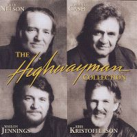Cover Waylon Jennings / Willie Nelson / Johnny Cash / Kris Kristofferson - The Highwayman Collection