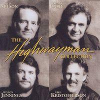 Cover Waylon Jennings / Willie Nelson / Johnny Cash / Kris Kristofferson - The Highwayman Collection