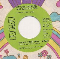 Cover Waylon Jennings And Jessi Colter - Under Your Spell Again