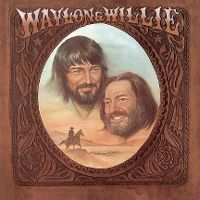 Cover Waylon Jennings & Willie Nelson - Waylon & Willie