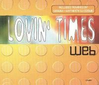 Cover Web - Lovin' Times