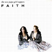 Cover Wee Papa Girl Rappers - Faith
