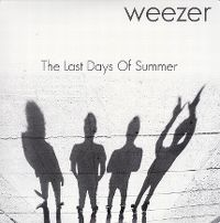 Cover Weezer - The Last Days Of Summer