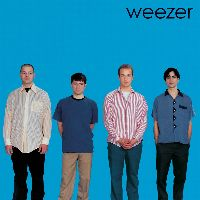Cover Weezer - Weezer (The Blue Album)