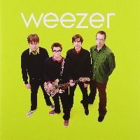 Cover Weezer - Weezer (The Green Album)
