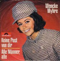 Cover Wencke Myhre - Alle Männer, alle