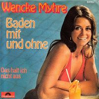 Cover Wencke Myhre - Baden mit und ohne