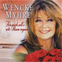 Cover Wencke Myhre - Für mich soll's rote Rosen regnen
