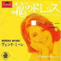 Cover Wencke Myhre - Johnny