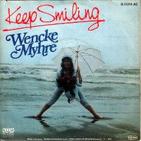 Cover Wencke Myhre - Keep Smiling