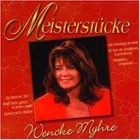 Cover Wencke Myhre - Meisterstücke