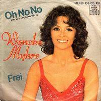 Cover Wencke Myhre - Oh No No