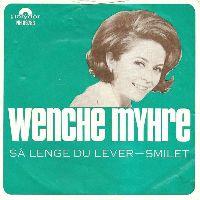 Cover Wencke Myhre - Så lenge du lever