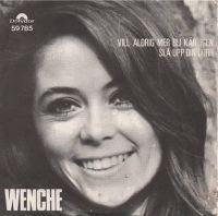 Cover Wencke Myhre - Vill aldrig mer bli kär igen