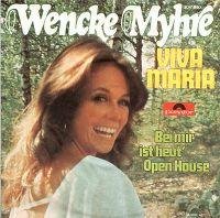 Cover Wencke Myhre - Viva Maria
