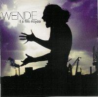 Cover Wende - La fille noyée