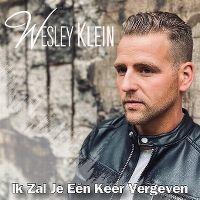 Cover Wesley Klein - Ik zal je één keer vergeven