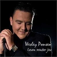 Cover Wesley Ponsen - Leven zonder jou